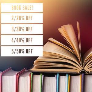 📚 Book Sale! 📚